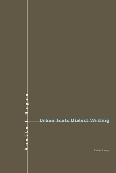 Urban Scots Dialect Writing als Buch (kartoniert)