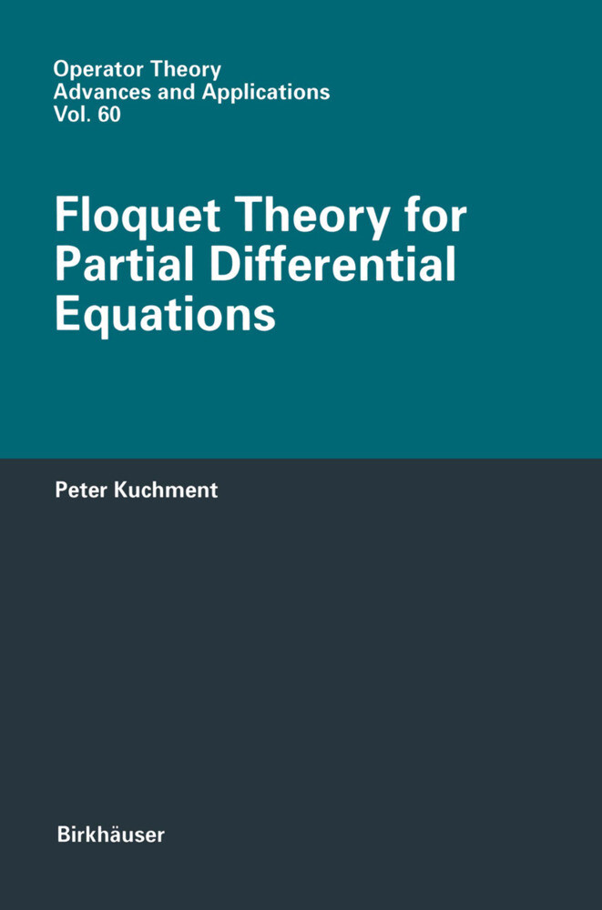 Floquet Theory for Partial Differential Equations als Buch (gebunden)