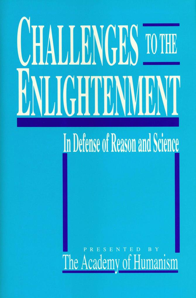 Challenges to the Enlightenment als Buch (gebunden)