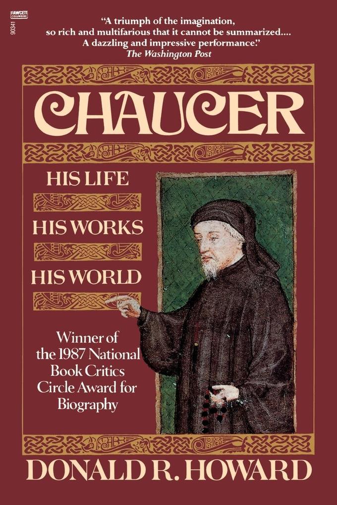 Chaucer als Taschenbuch