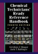 Chemical Technicians' Ready Reference Handbook als Buch (gebunden)