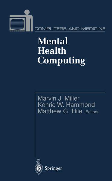 Mental Health Computing als Buch (gebunden)