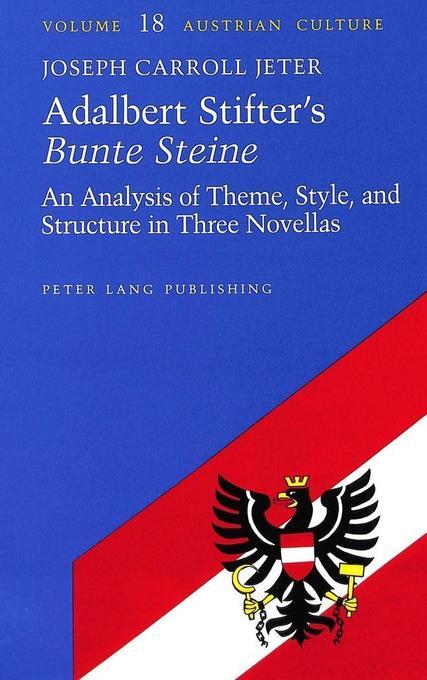 Adalbert Stifter's Bunte Steine als Buch (gebunden)
