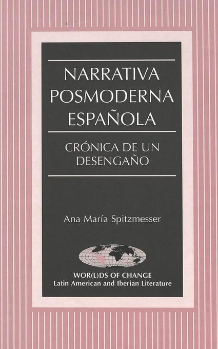 Narrativa posmoderna española als Buch (gebunden)