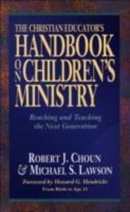The Christian Educator's Handbook on Children's Ministry als Taschenbuch