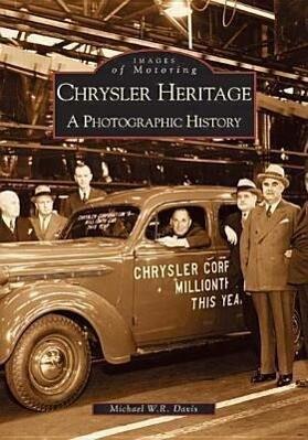 Chrysler Heritage als Taschenbuch