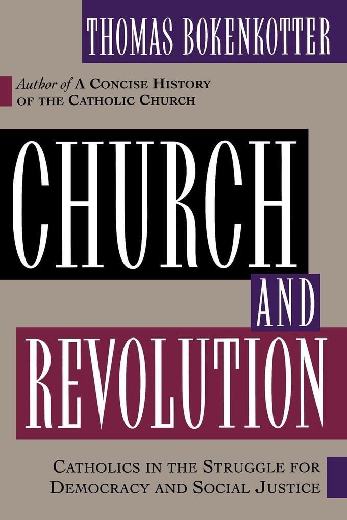 Church and Revolution als Taschenbuch