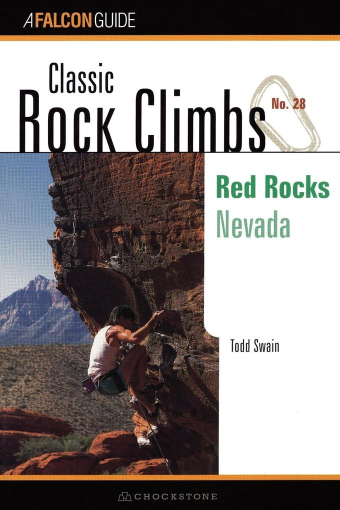 CLASSIC ROCK CLIMBS NO 28 als Taschenbuch
