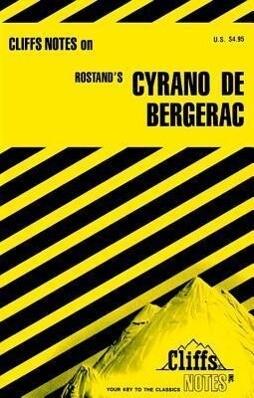 """Notes on Rostand's """"Cyrano de Bergerac"""" als Taschenbuch"""