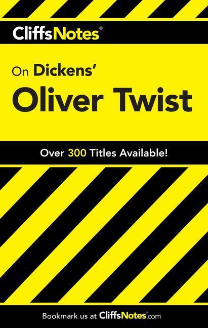 Cliffsnotes on Dickens' Oliver Twist als Taschenbuch