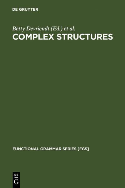 Complex Structures als Buch (gebunden)