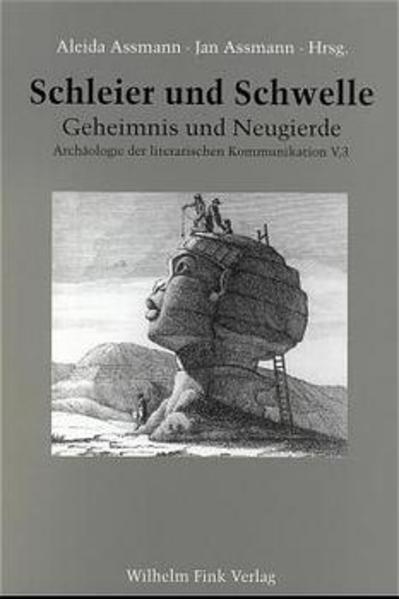 Schleier und Schwelle 3 als Buch (kartoniert)
