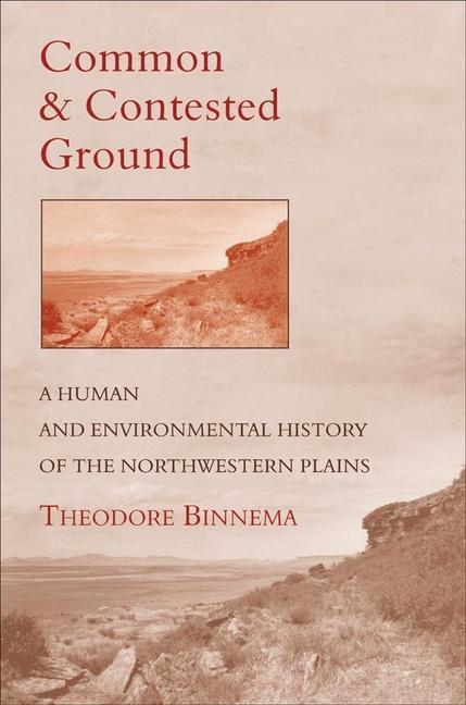 Common and Contested Ground als Buch (gebunden)