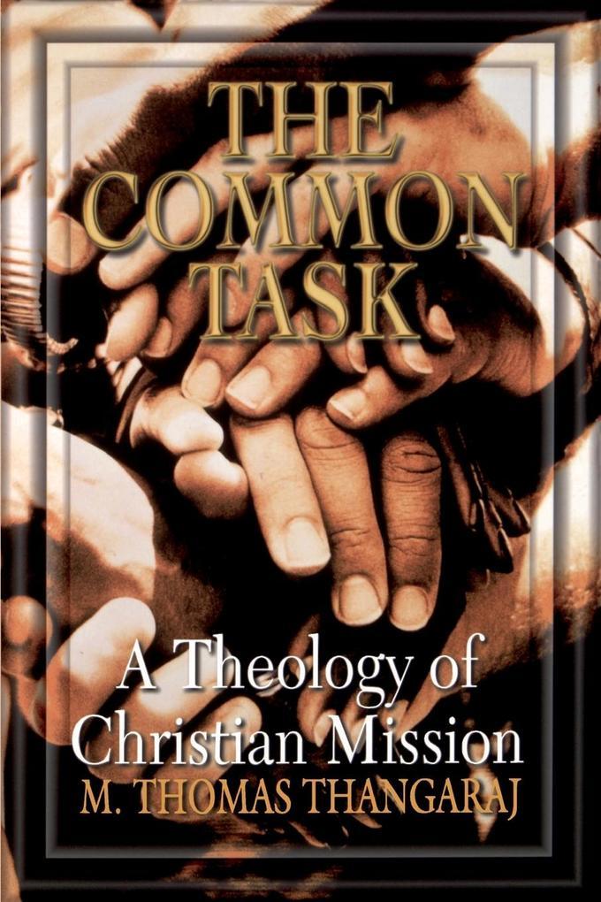The Common Task als Taschenbuch