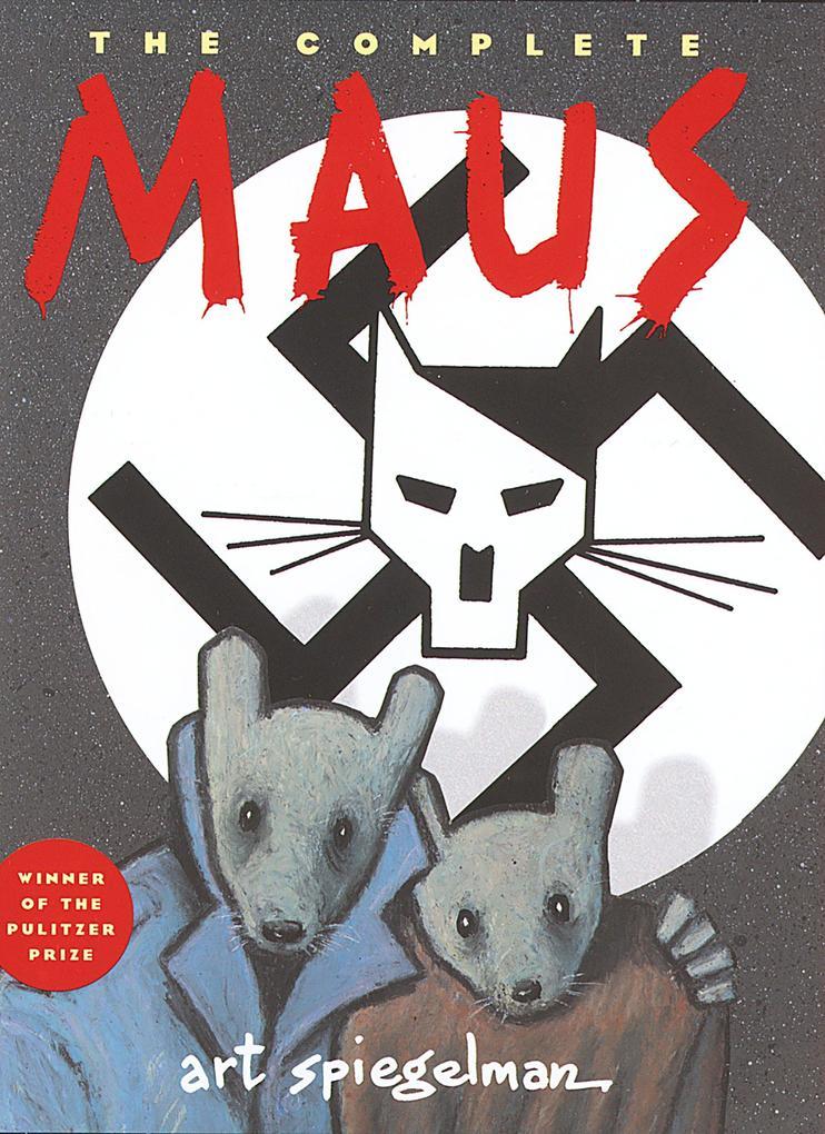 Maus: a Survivor's Tale als Buch (gebunden)