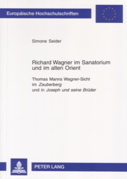 Richard Wagner im Sanatorium und im alten Orient als Buch (kartoniert)