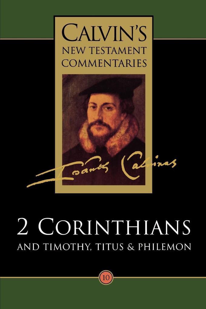 2 Corinthians and Timothy, Titus and Philemon als Taschenbuch