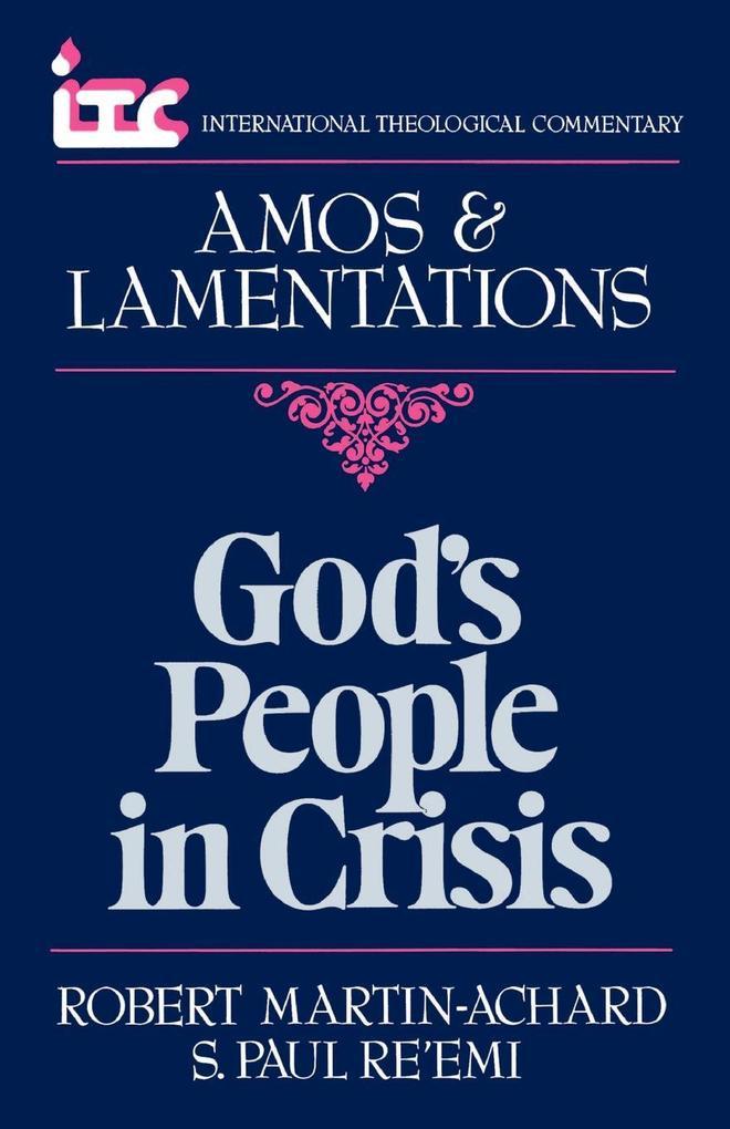 God's People in Crisis als Taschenbuch