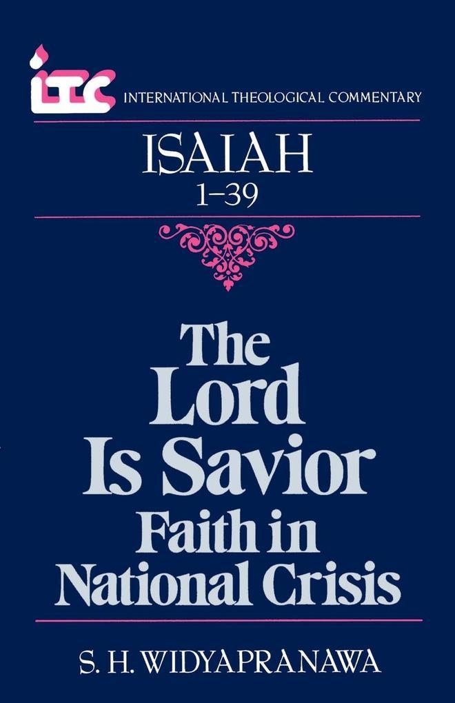 The Lord is Savior als Taschenbuch