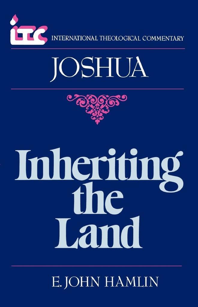 Inheriting the Land als Taschenbuch