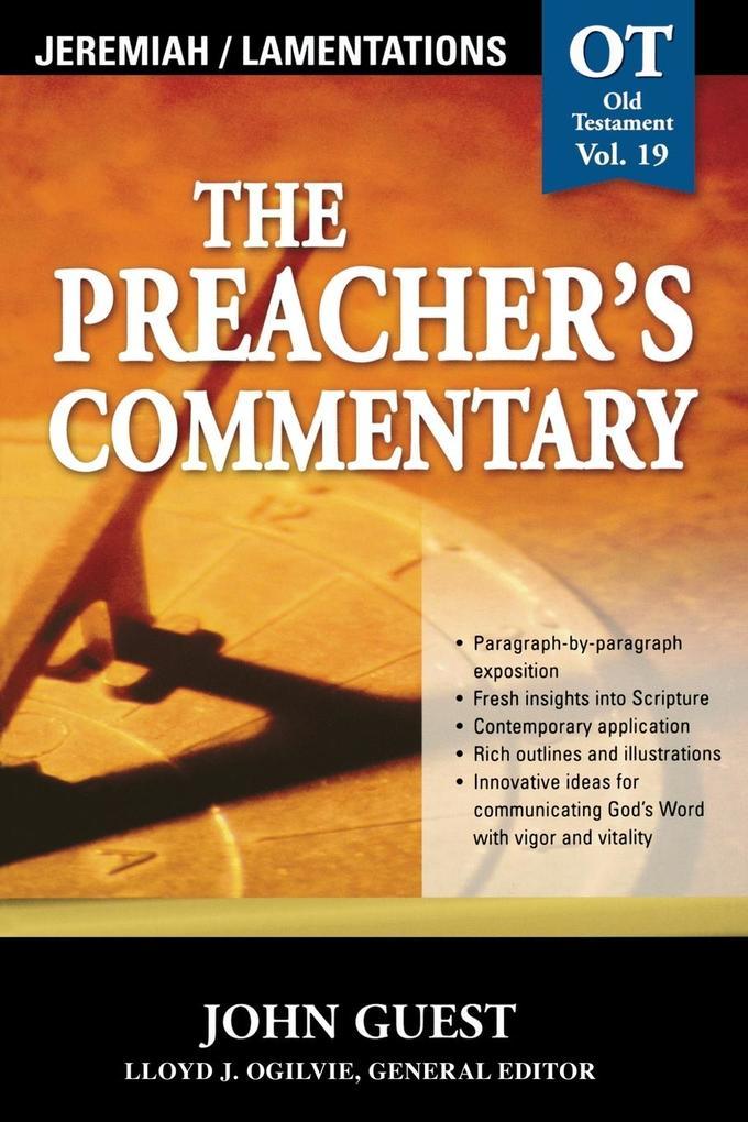 Jeremiah & Lamentations als Taschenbuch