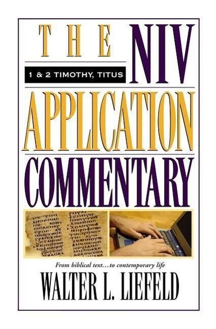 1 and 2 Timothy, Titus als Buch (gebunden)