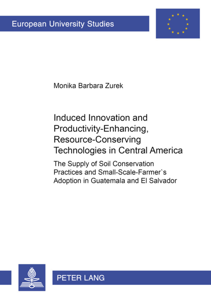 Induced Innovation and Productivity-Enhancing, Resource-Conserving Technologies in Central America als Buch (kartoniert)
