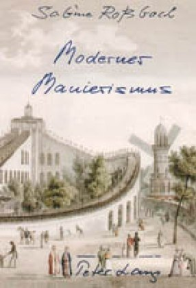 Moderner Manierismus als Buch (kartoniert)