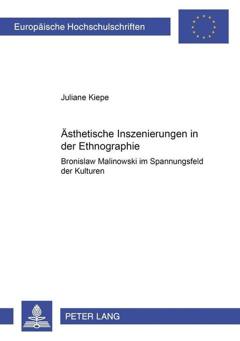 Ästhetische Inszenierungen in der Ethnographie als Buch (kartoniert)