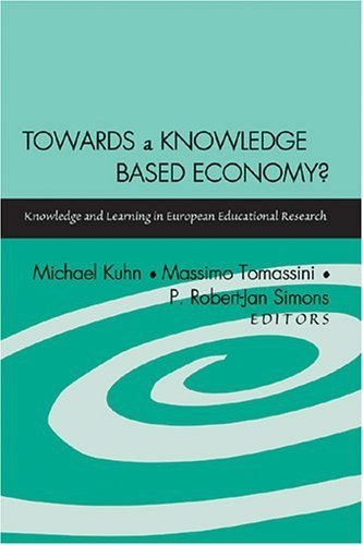 Towards a Knowledge Based Economy? als Buch (kartoniert)