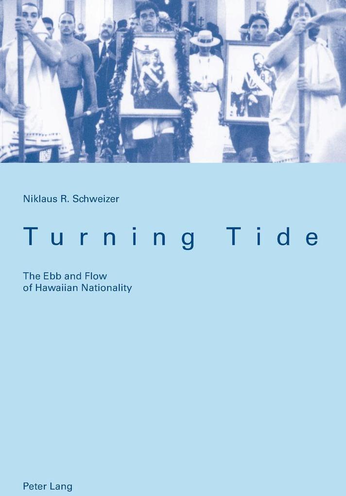 Turning Tide als Buch (kartoniert)