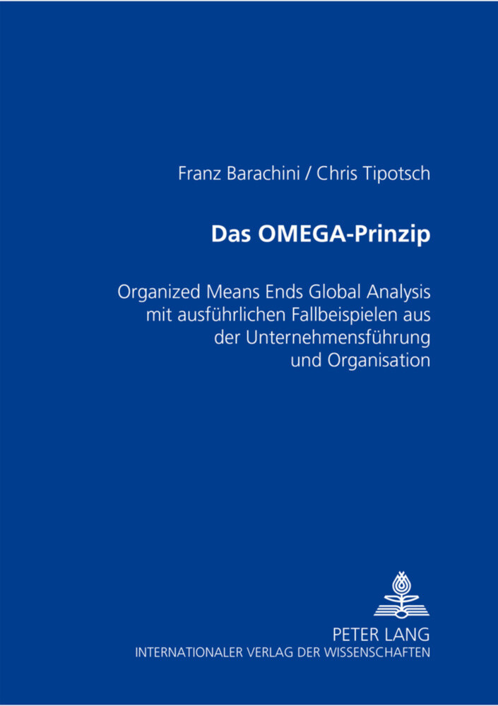 Das OMEGA-Prinzip als Buch (kartoniert)