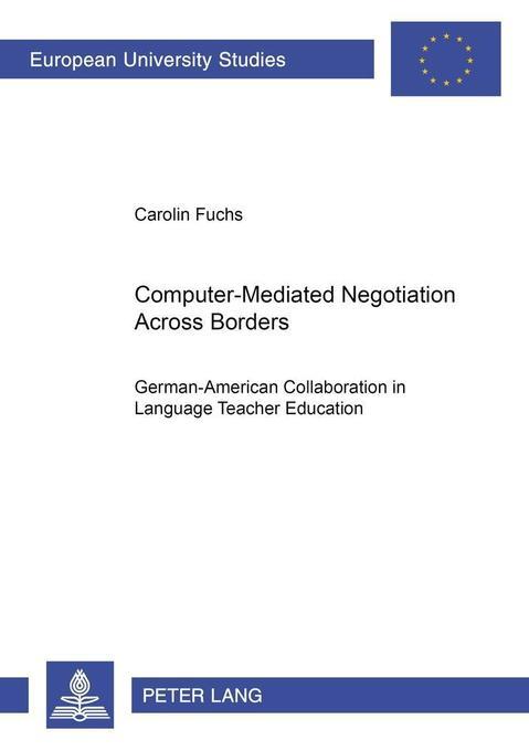 Computer-Mediated Negotiation Across Borders als Buch (kartoniert)