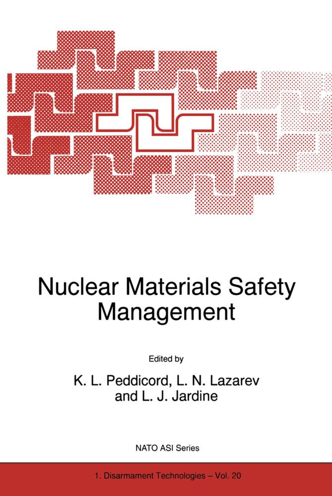 Nuclear Materials Safety Management als Buch (gebunden)