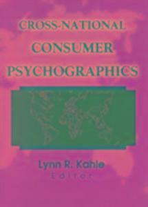 Cross-National Consumer Psychographics als Buch (gebunden)