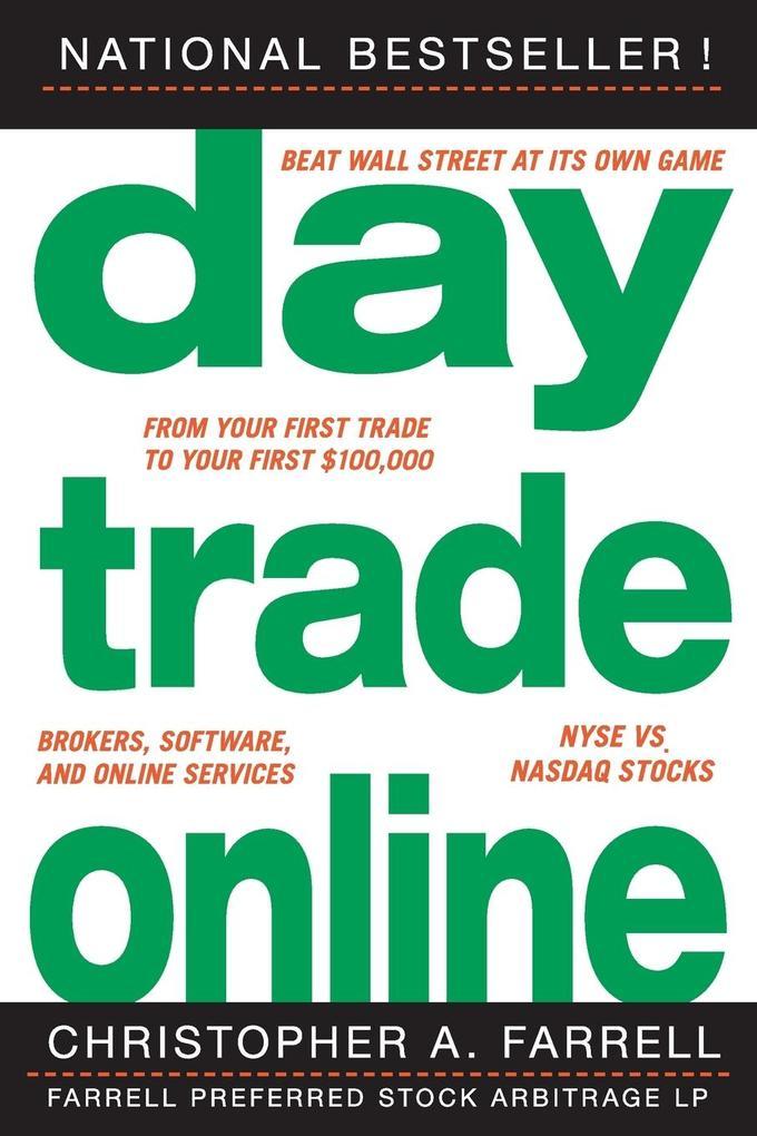 Day Trade Online als Buch (kartoniert)