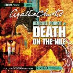 Death On The Nile als Hörbuch CD