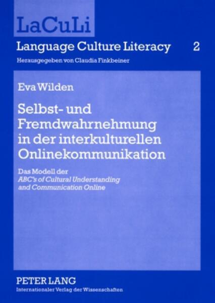 Selbst- und Fremdwahrnehmung in der interkulturellen Onlinekommunikation als Buch (kartoniert)