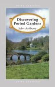 Discovering Period Gardens als Taschenbuch