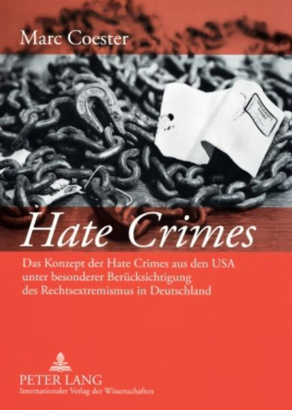 Hate Crimes als Buch (kartoniert)