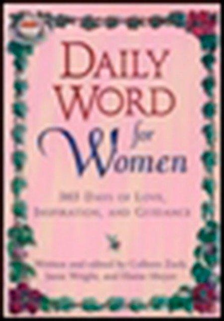 Daily Word for Women: 365 Days of Love, Inspiration, and Guidance als Taschenbuch