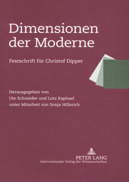 Dimensionen der Moderne als Buch (gebunden)