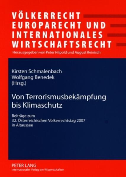 Von Terrorismusbekämpfung bis Klimaschutz als Buch (kartoniert)