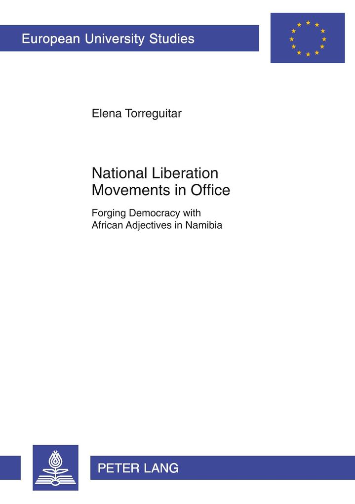 National Liberation Movements in Office als Buch (kartoniert)