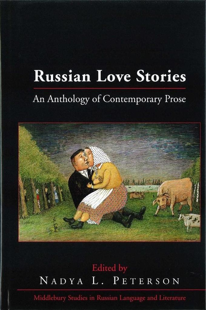 Russian Love Stories als Buch (gebunden)