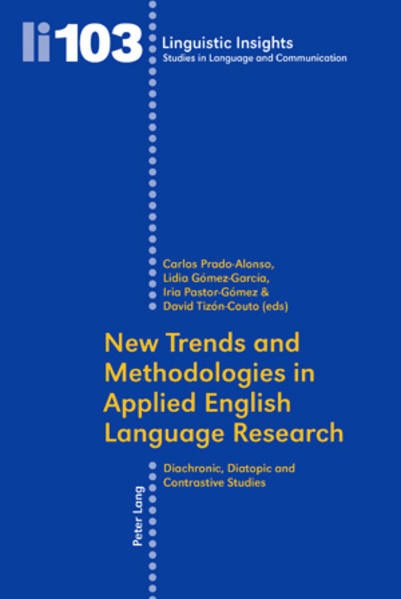 New Trends and Methodologies in Applied English Language Research als Buch (kartoniert)