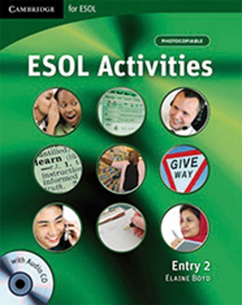 ESOL Activities. Photocopiable Activities. Entry 2 als Buch (kartoniert)