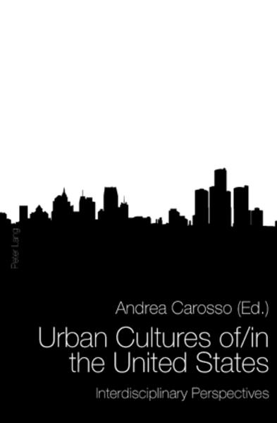 Urban Cultures of/in the United States als Buch (kartoniert)