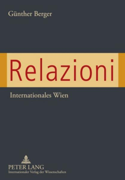 Relazioni als Buch (kartoniert)