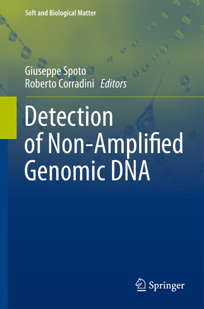 Detection of Non-Amplified Genomic DNA als Buch (gebunden)